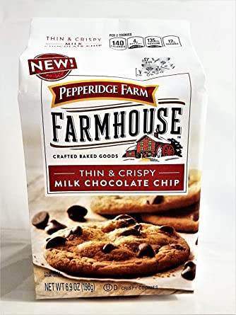 Nuevo. Pepperidge Farm Farmhouse fino y crujientes galletas ...