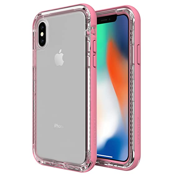 best sneakers 87573 4801d Lifeproof NEXT iPhone X (77-57189) Cactus Rose - New