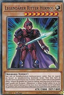 Yu-Gi-Oh! DRL3-DE041 Legend/ärer Ritter Timaeus 1 Auflage ultra rare