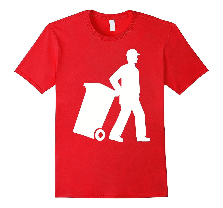 Garbage man T-Shirt-TD