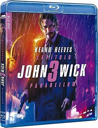 John Wick 3: Parabellum (BD) [Blu-ray]: Amazon.es: Keanu ...
