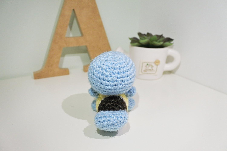 Togepi Nr.175 Pokemon Plush Plushie Doll Crochet Crocheted yarn ... | 1000x1500
