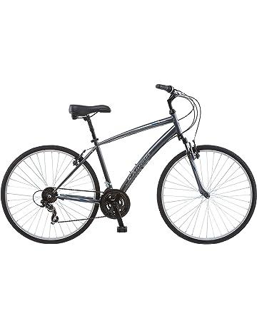 835b5107a22 Schwinn Network 1.0 700c Men's 18 Hybrid Bike, 18-Inch/Medium, ...