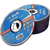 S&R Disco de corte 125 mm para Metal