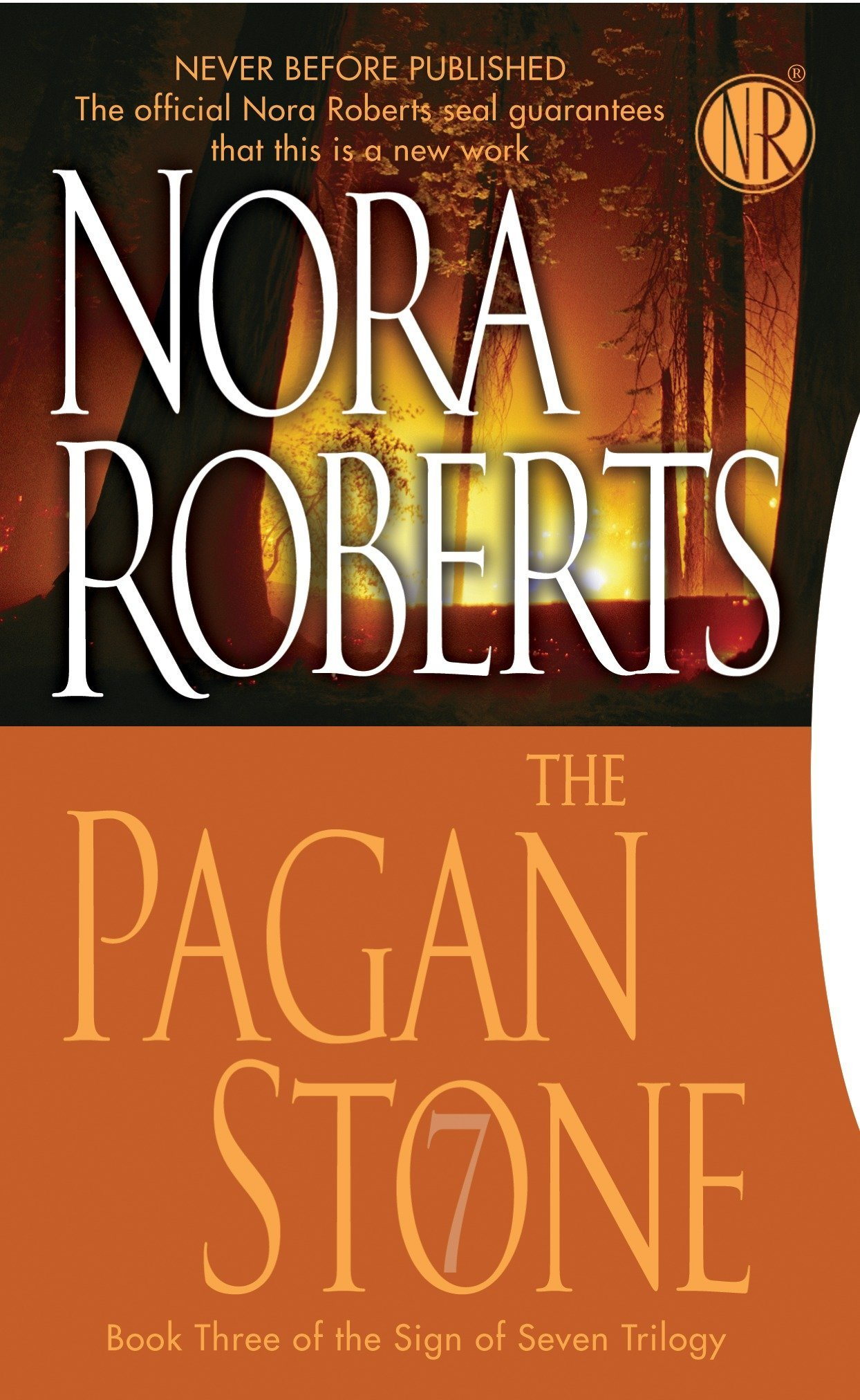 Read Online The Pagan Stone (Sign of Seven, Book 3) ebook