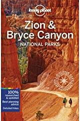 Zion & Bryce Canyon National Parks 4 Paperback
