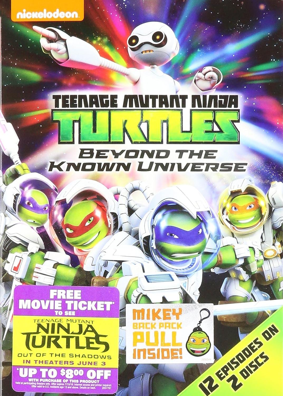 Teenage Mutant Ninja Turtles: Beyond The Known Edizione ...