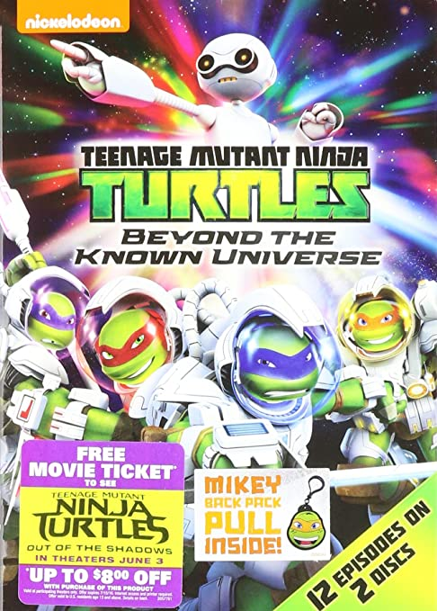 Teenage Mutant Ninja Turtles: Beyond The Known Edizione ...