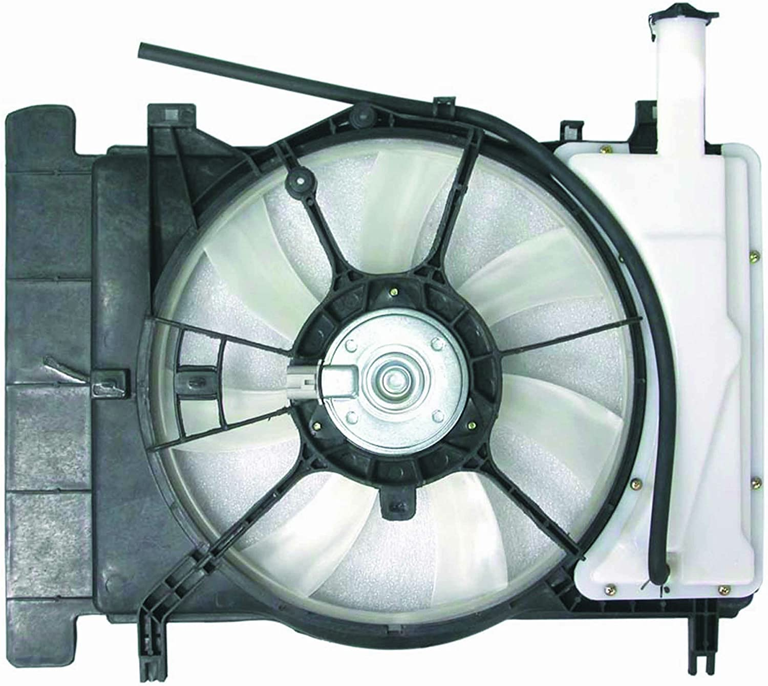 Popular brand DEPO 312-55042-000 Oakland Mall Replacement Engine Assembly Fan Cooling This