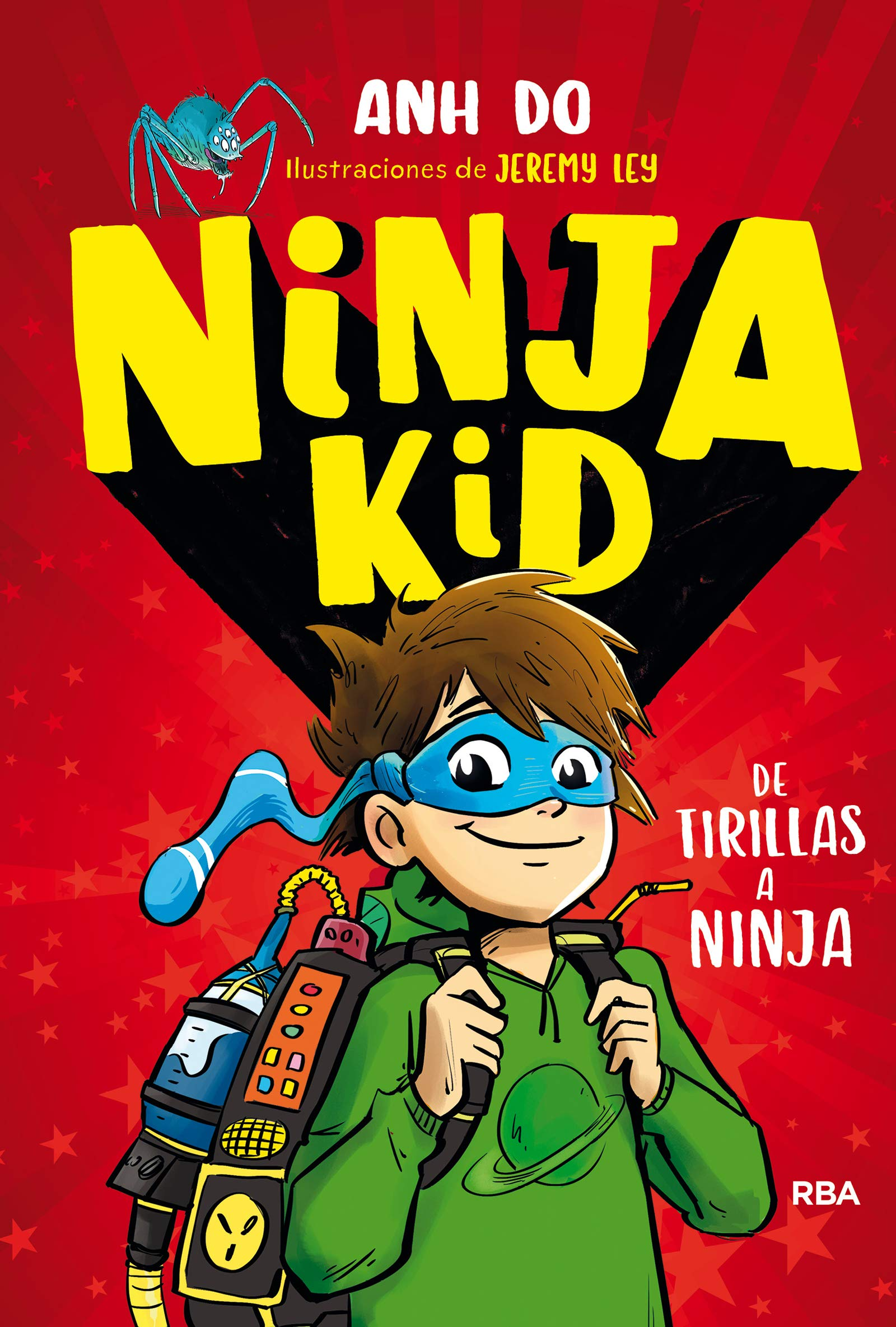 Ninja kid: Do Anh: 9788427215030: Amazon.com: Books