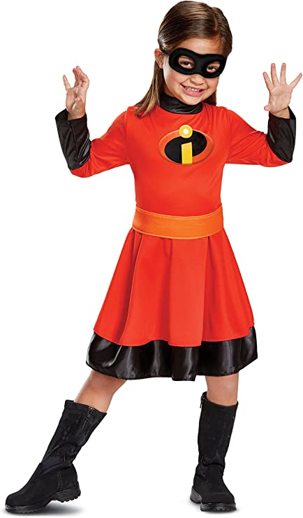 Disney Pixar Violet Incredibles 2 Toddler Girls' Costume