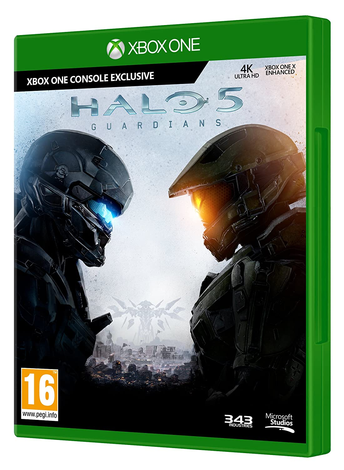 Halo 5: Guardians (Xbox One): Amazon co uk: PC & Video Games