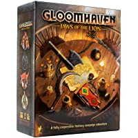 Deals on Gloomhaven: Jaws of The Lion Strategy Boxed Board Game