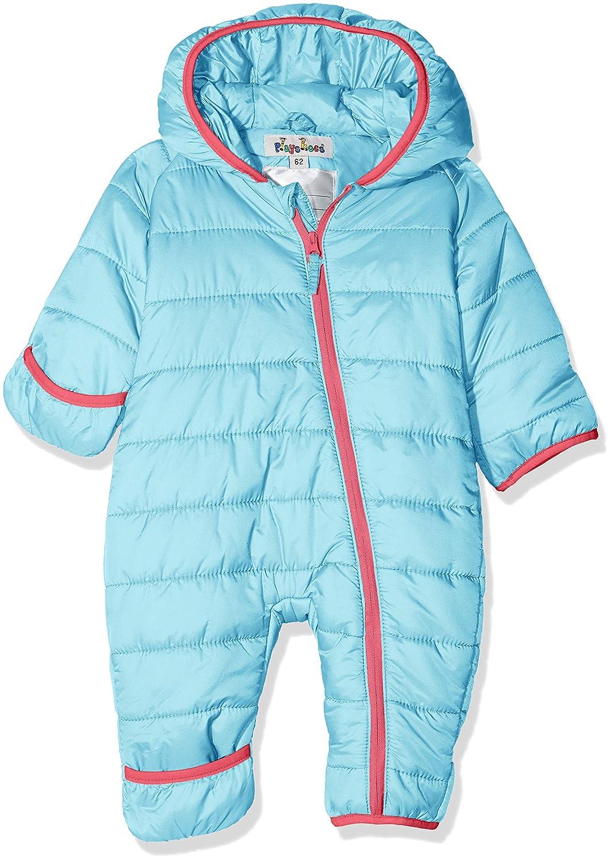 Playshoes Unisex Baby Stepp-Overall Schneeanzug, Gr/ün 29 62