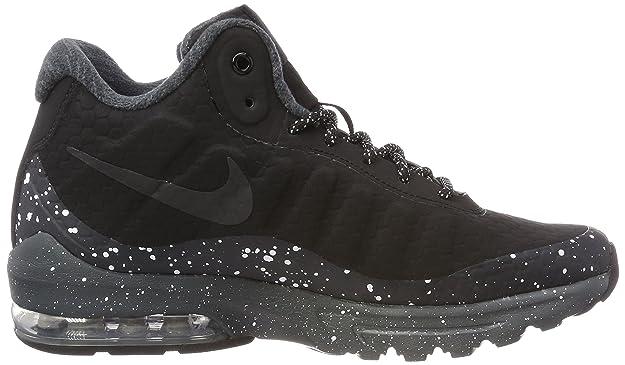 b905b76e56 Amazon.com | Nike Women's WMNS Air Max Invigor Mid Trainers | Road Running