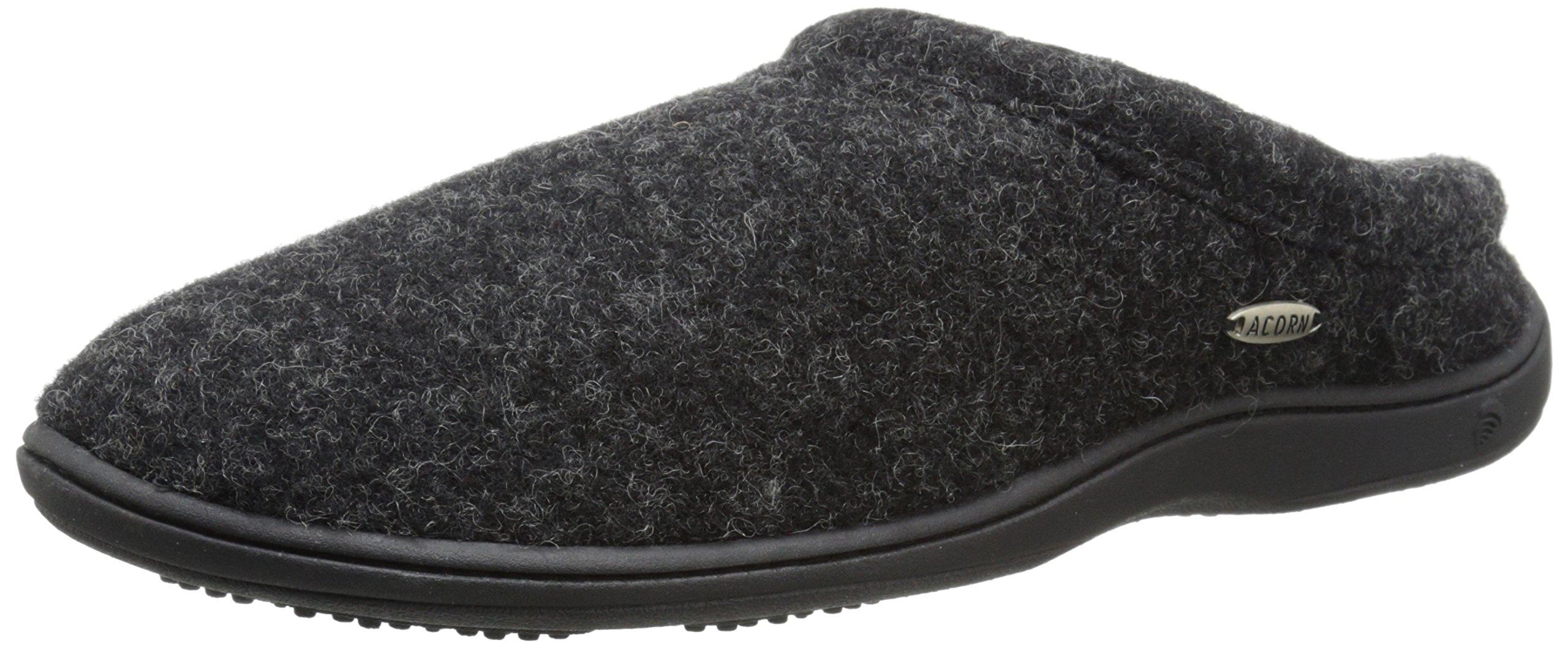 Acorn Men's Digby Gore, Black Tweed, Large / 10.5-11.5 by Acorn