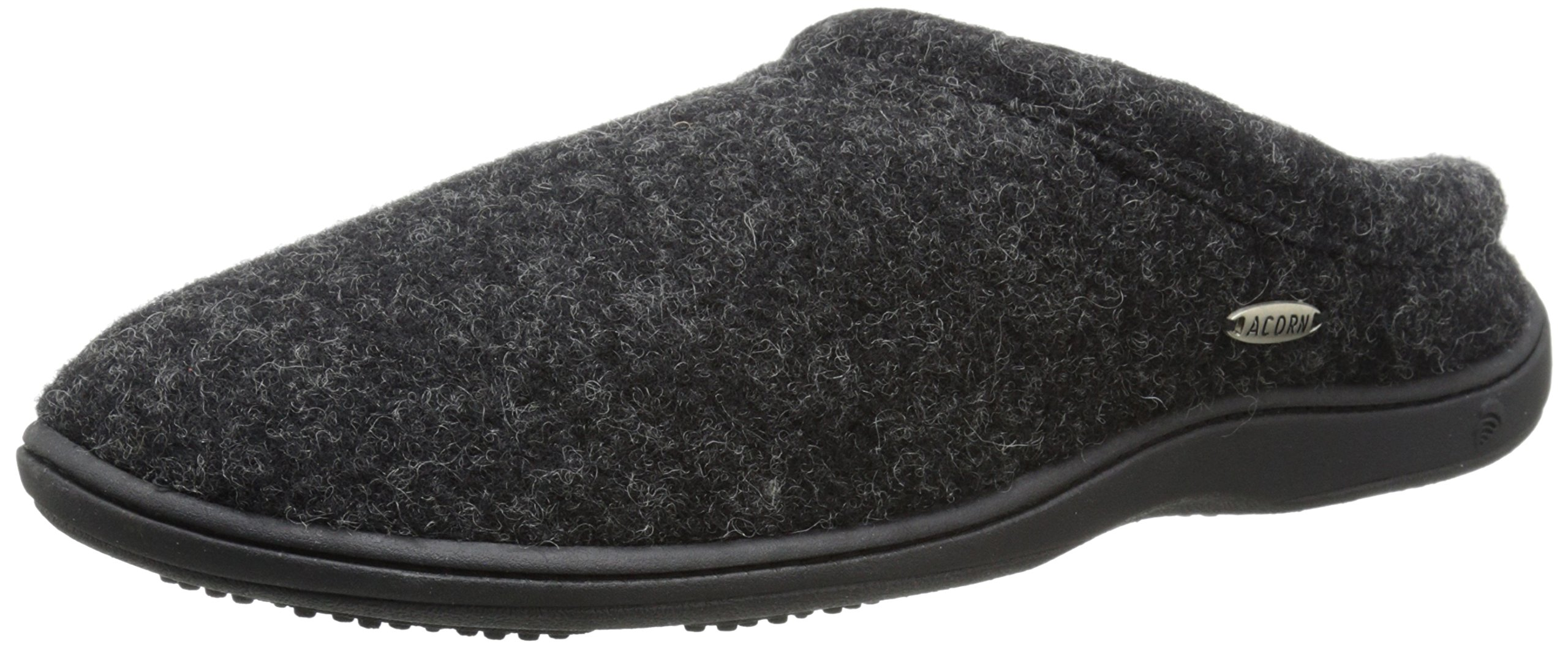 Acorn Men's Digby Gore, Black Tweed, X-Large / 12-13