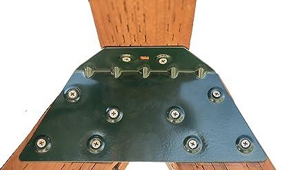 Amazon diy swing set frame bracket toys games diy swing set frame bracket solutioingenieria Gallery