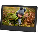 Micca NEO 7-Inch Digital Photo Frame with High Resolution Widescreen LCD, MP3 Music and 720P HD Video Playback, Auto On/Off Timer, Ultra Slim Design (M709A)