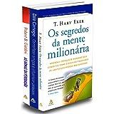 Os Segredos da Mente Milhonária - Kit Com 3 Livros