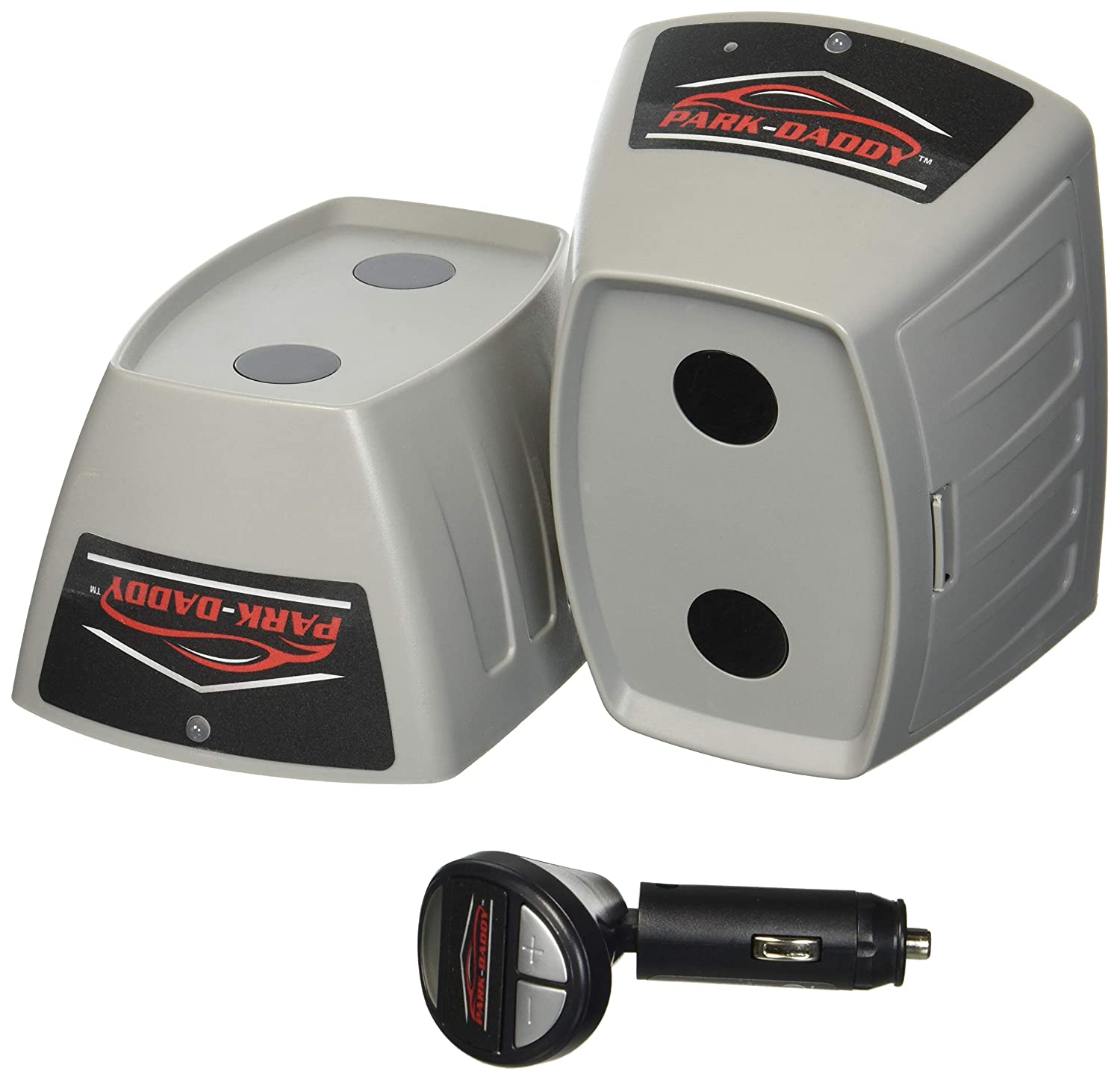 Park Daddy-Precision Garage Parking Aid System, Maximize The Area in Front of Your Vehicle. No Hard Wiring! No Harmful Lasers! Audiovox PDY50AA