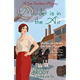 Murder is in the Air: A Kate Shackleton Mystery