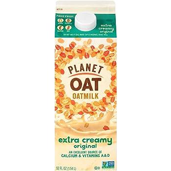 Planet Oat Original Extra Creamy Oat Milk