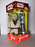 Star Wars Interactive Yoda and Lightsaber