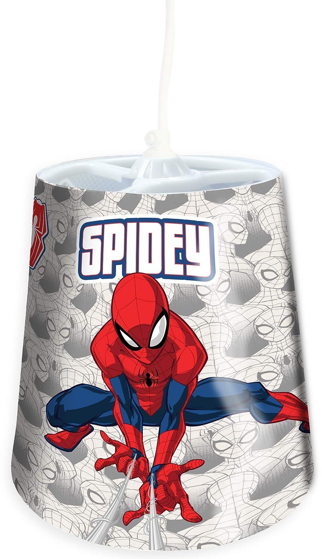 White PP Spider-man Shade