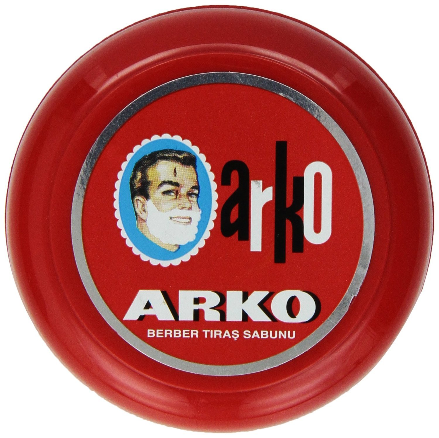 Arko Shaving Soap In Bowl, 90 Gram ARKOBWL