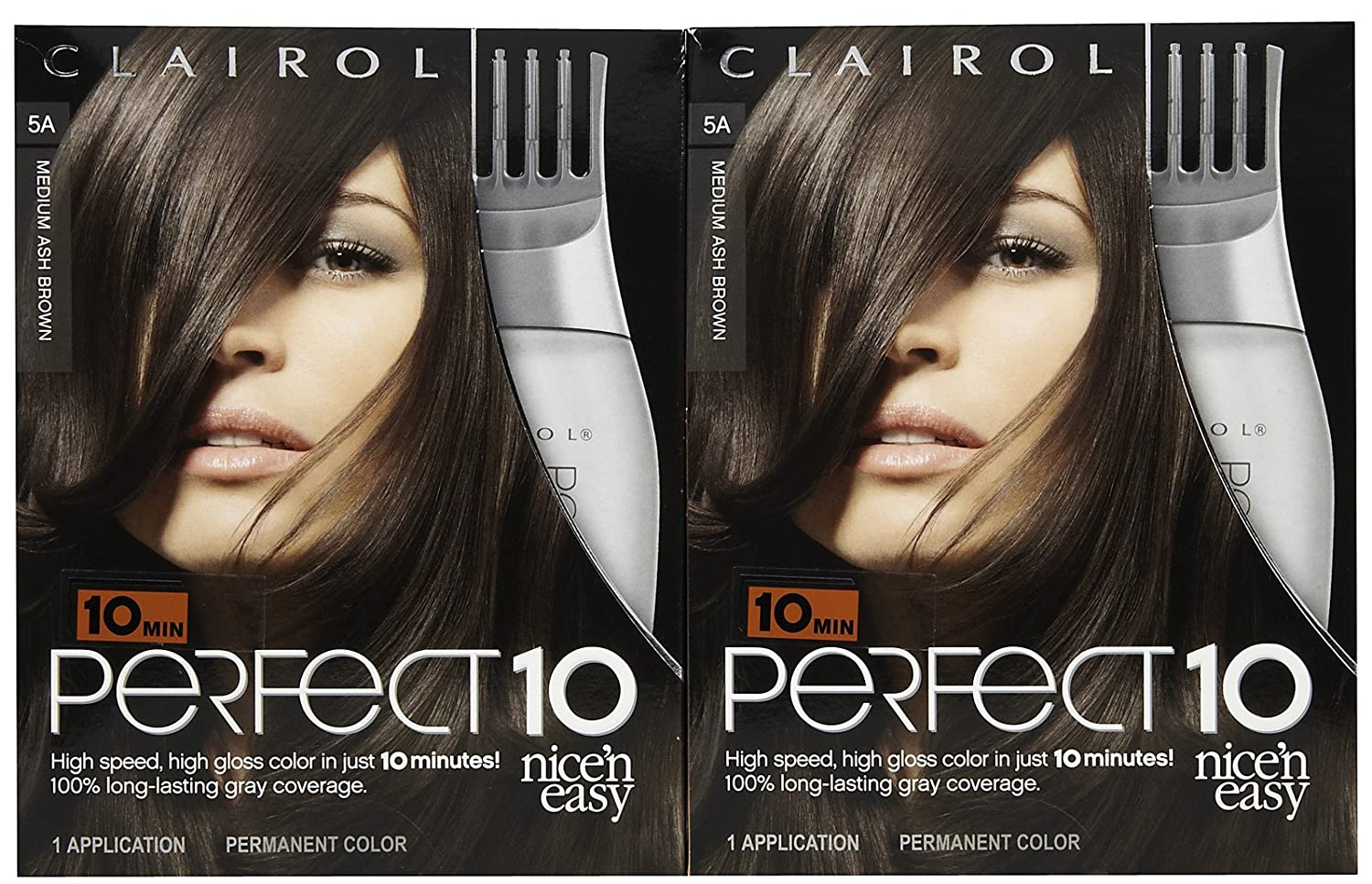 Amazon Clairol Perfect 10 By Nice N Easy Hair Color 005a
