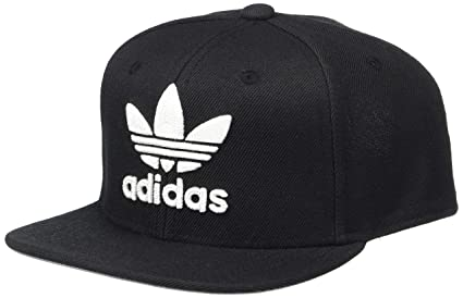 969ddeafde0 Amazon.com  adidas Boys   Youth Originals Trefoil Chain Snapback Cap ...