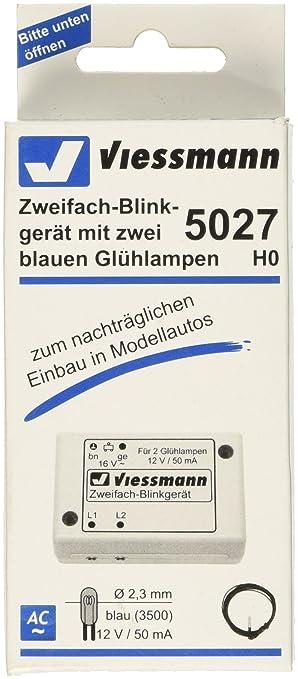 Viessmann H0 5028 Zweifach-Blinkgerät