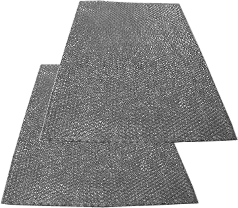 Spares2go grande aluminio malla filtro para Cooke & Lewis/B & Q/cata campana extractor ventilación (Pack de 2 filtros, 90 x 47 cm): Amazon.es: Hogar