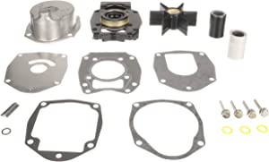 Quicksilver Water Pump Repair Kit 8M0113799 - Outboards - for 135 HP Through 200 HP, 4-Cylinder Mercury Verado Outboards