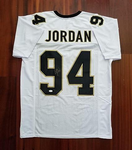 online retailer a1185 cf37e Cam Jordan Autographed Signed Jersey New Orleans Saints ...