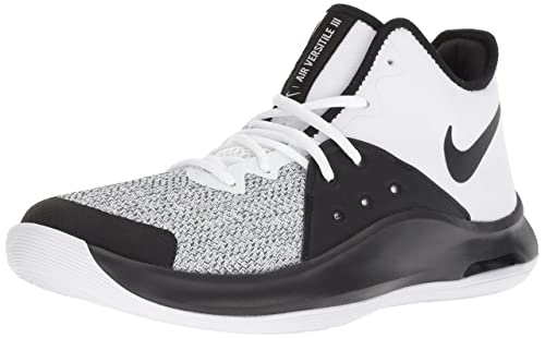 pretty nice debf5 f499b Amazon.com  Nike Mens Air Versitile Iii Basketball Shoe  Bas