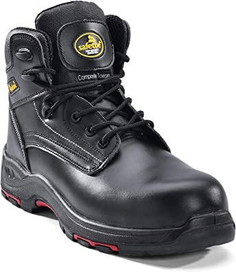 Work And Safety Boots