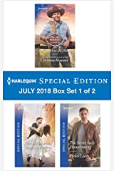 Harlequin Special Edition July 2018 Box Set - Book 1 of 2: A Maverick to (Re)Marry\How to Romance a Runaway Bride\The Secret Son's Homecoming (Montana Mavericks: The Lonelyhearts Ranch) Kindle Edition
