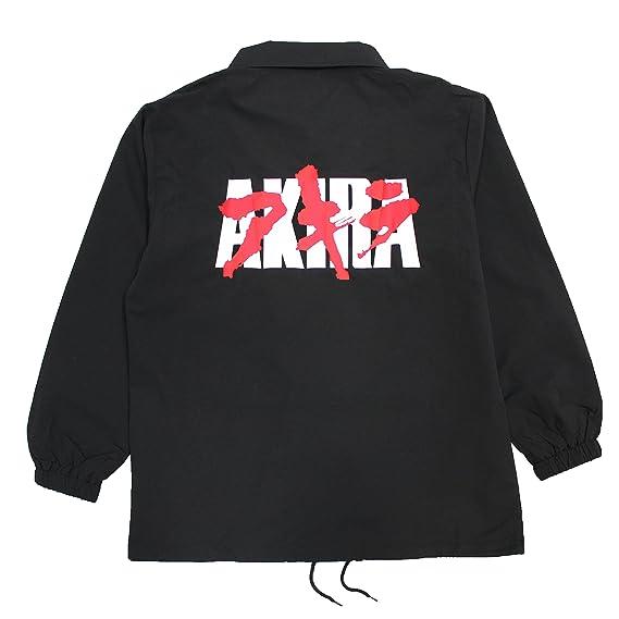 3c5e4088d Akira Coach Jacket: Amazon.co.uk: Clothing