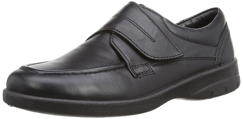 Padders Lunar 636N - Zapatos de cordones para hombre, Negro, 44