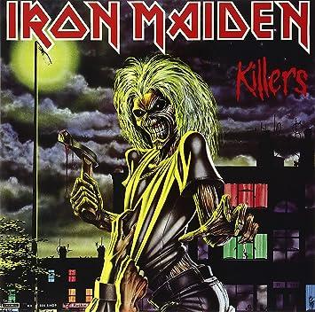 Killers - Edition Limitée : Iron Maiden, Iron Maiden: Amazon.fr: Musique