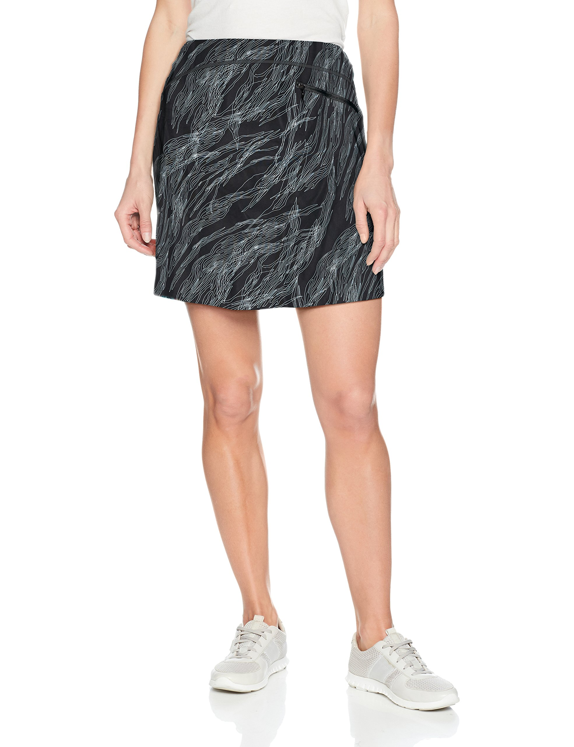 Skirt Sports Happy Girl Skirt, Night Dive Print, Medium