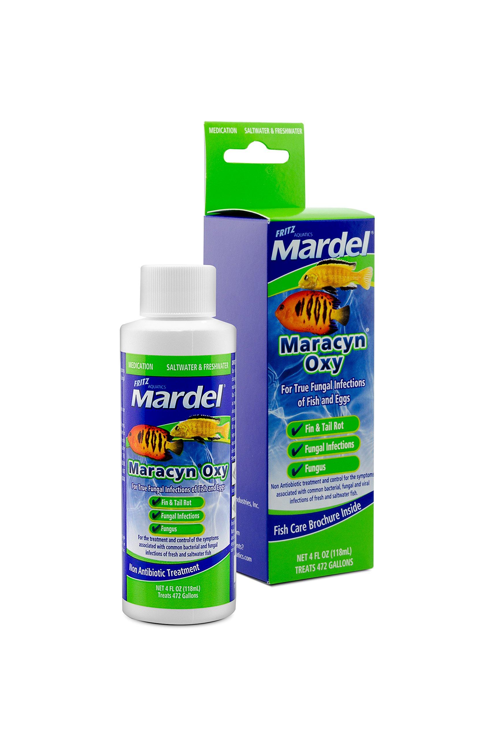 Fritz Aquatics Mardel - Maracyn Oxy - 4oz