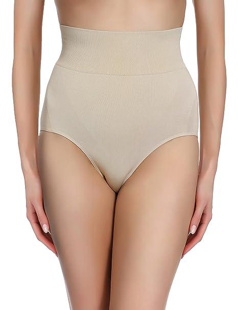 Merry Style Braga Faja Reductora de Cintura Alta Ropa Interior Mujer 06 47: Amazon.es: Ropa y accesorios