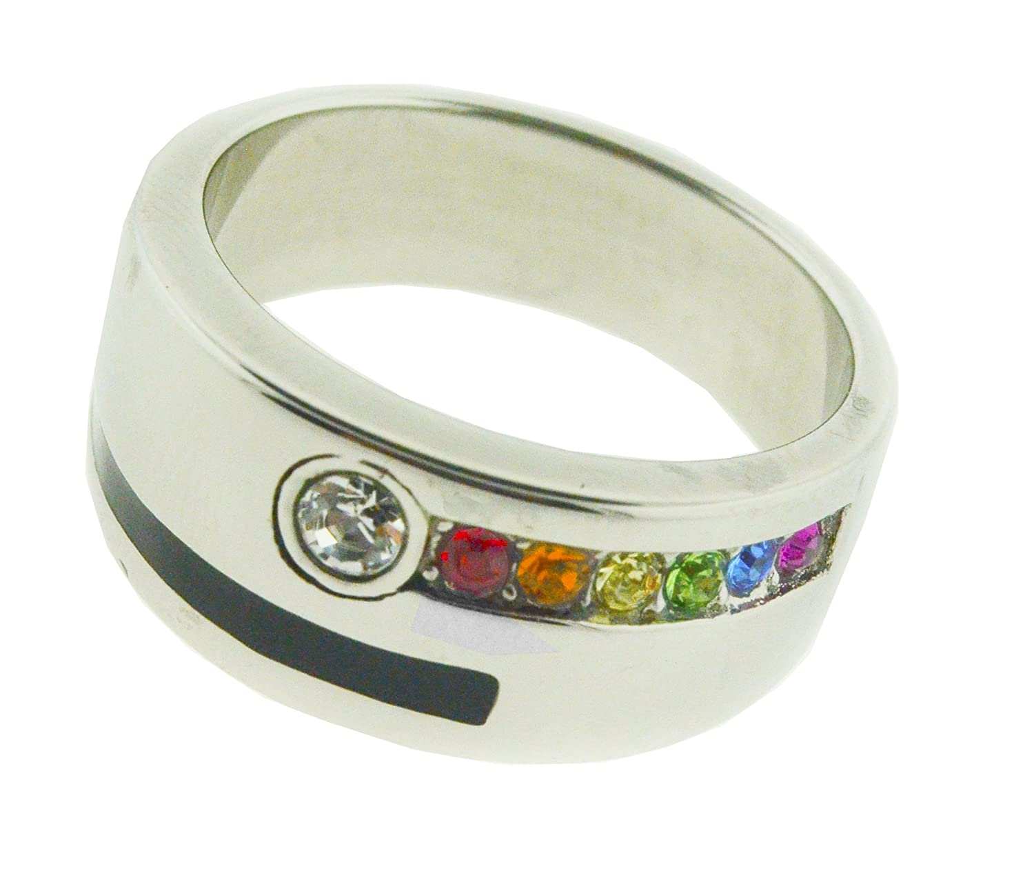 takayas rainbow jewelry zelda rings round ring my pin style wedding engagement custom