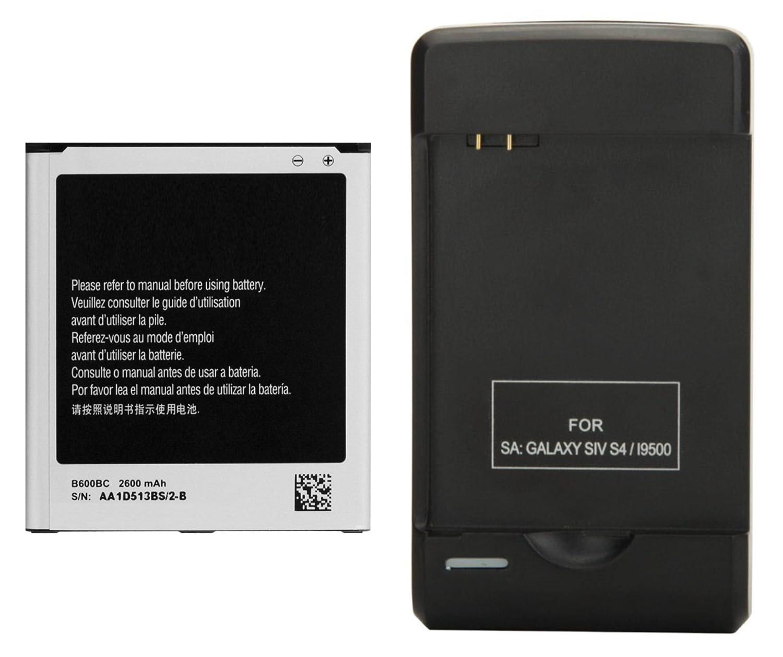 Amazon.com: 1 x 2600mAh Bateria de repuesto + Cargador de ...
