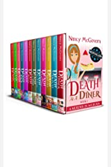 A Murder In Milburn, The Complete Series: 12 Book Box Set With 12 Delicious Recipes