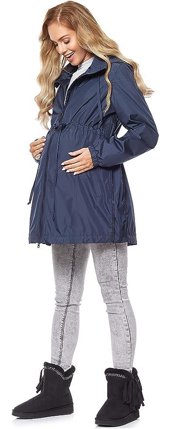 MAMALICIOUS Abrigo premam/á para Mujer