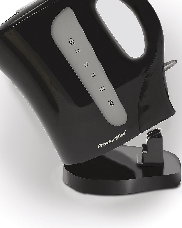 Proctor Silex Electric Durable Kettle 1 Liter Water Heater